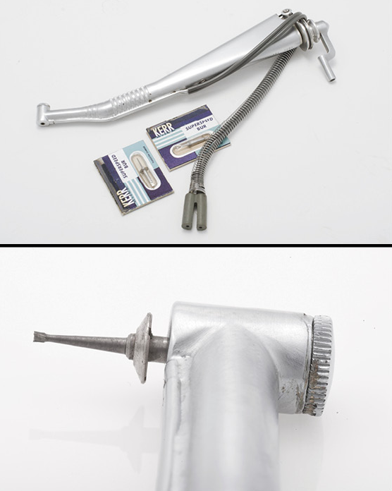 The Kerr Superspeed Handpiece 1959