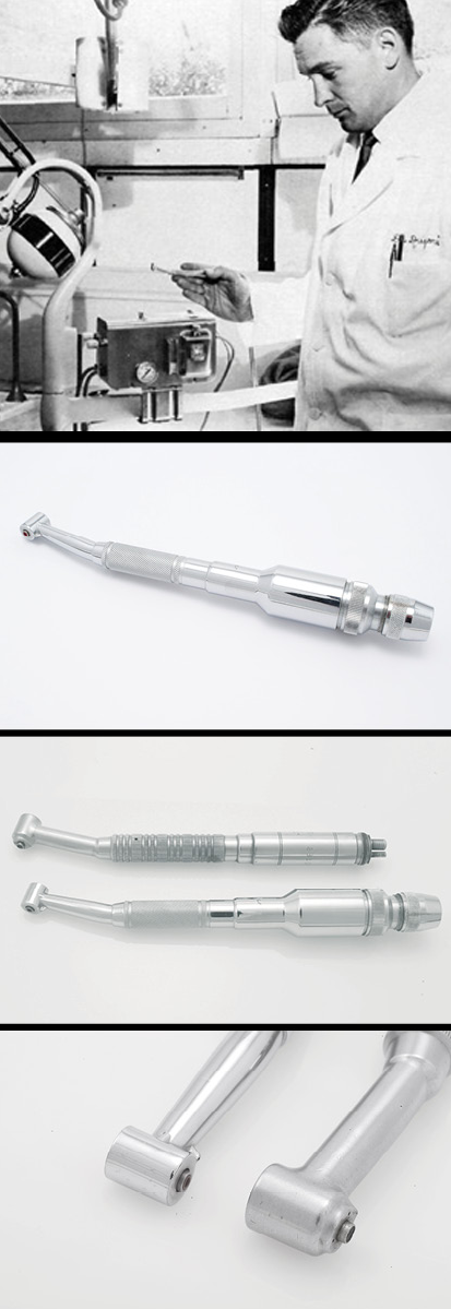 The Aero-Turbex Handpiece 1959