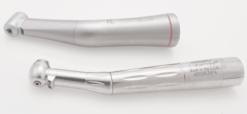 StarDental 430SWL and KaVo Gentlepower Lux 25LPA Handpieces 2015