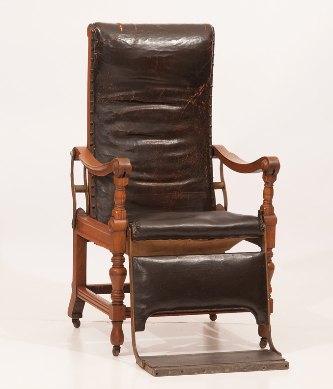 1832 - Please Have A Seat: Evolution Of The Dental Chair - Virtual Dental