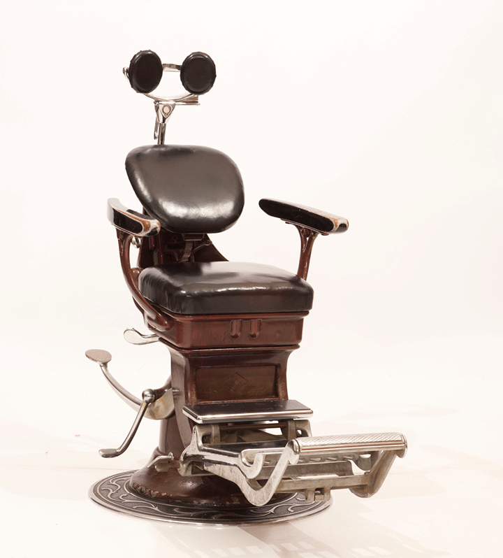 1907 & Please Have a Seat: Evolution of the Dental Chair - Virtual Dental ...