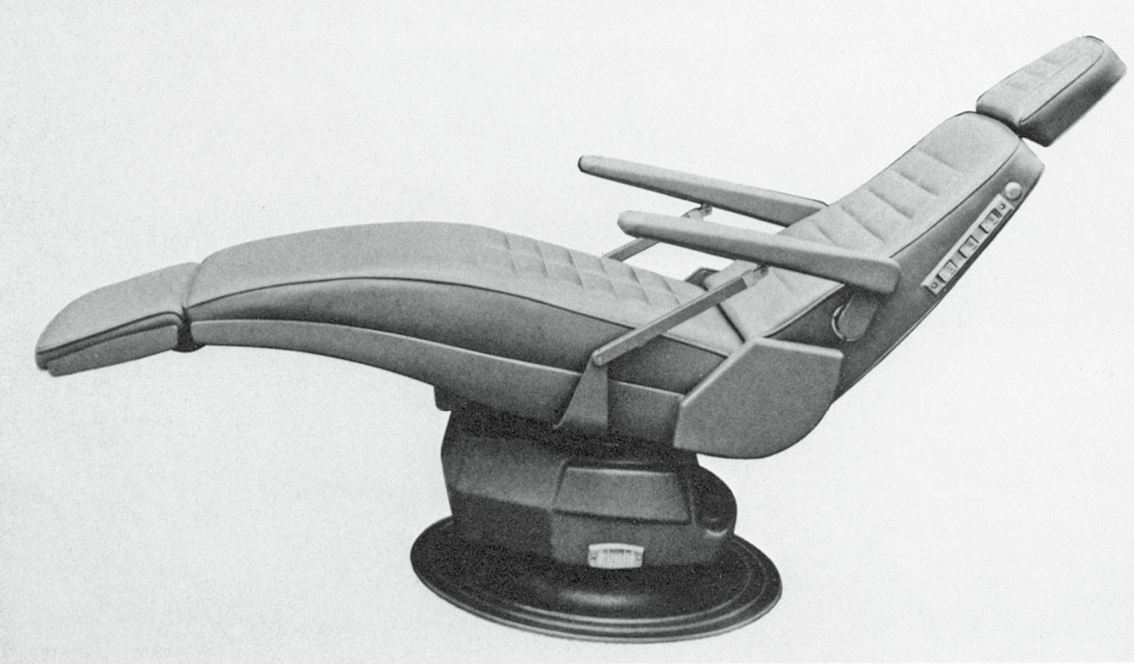 Please Have A Seat Evolution Of The Dental Chair