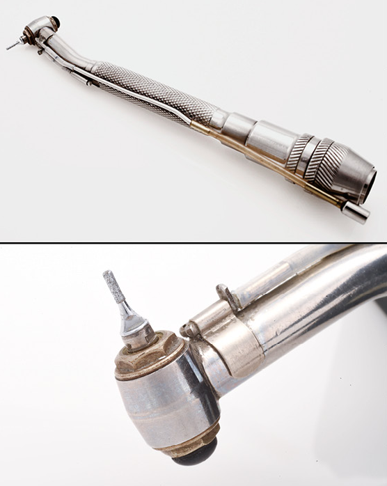 The Turbo-Jet Handpiece 1953