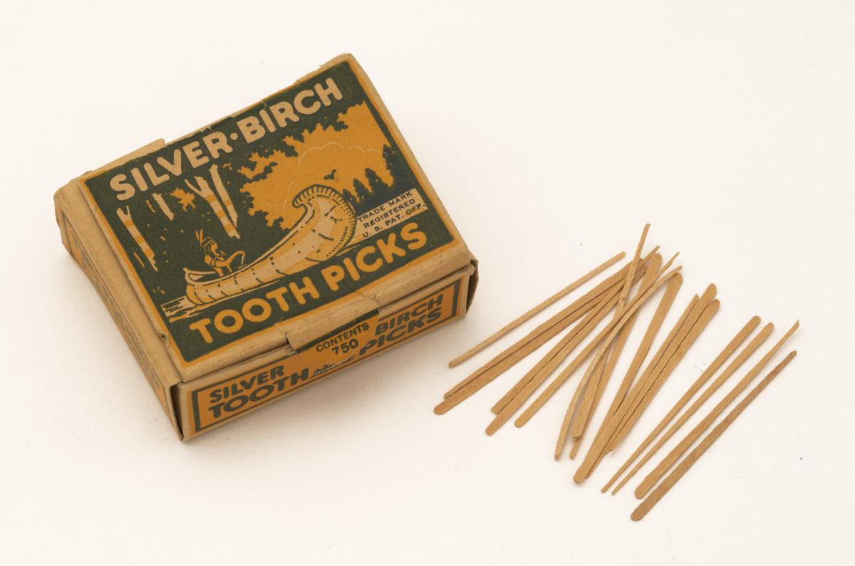 Birch Toothpicks