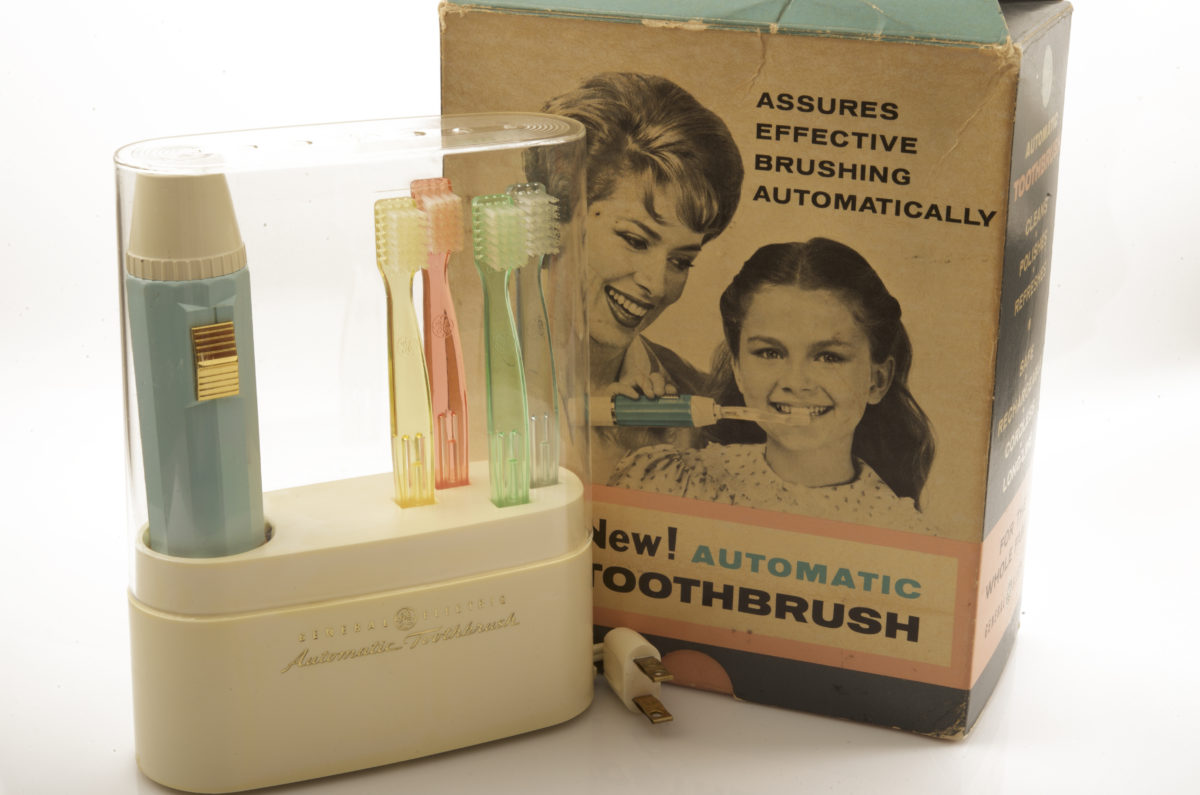 GE Cordless toothbrush