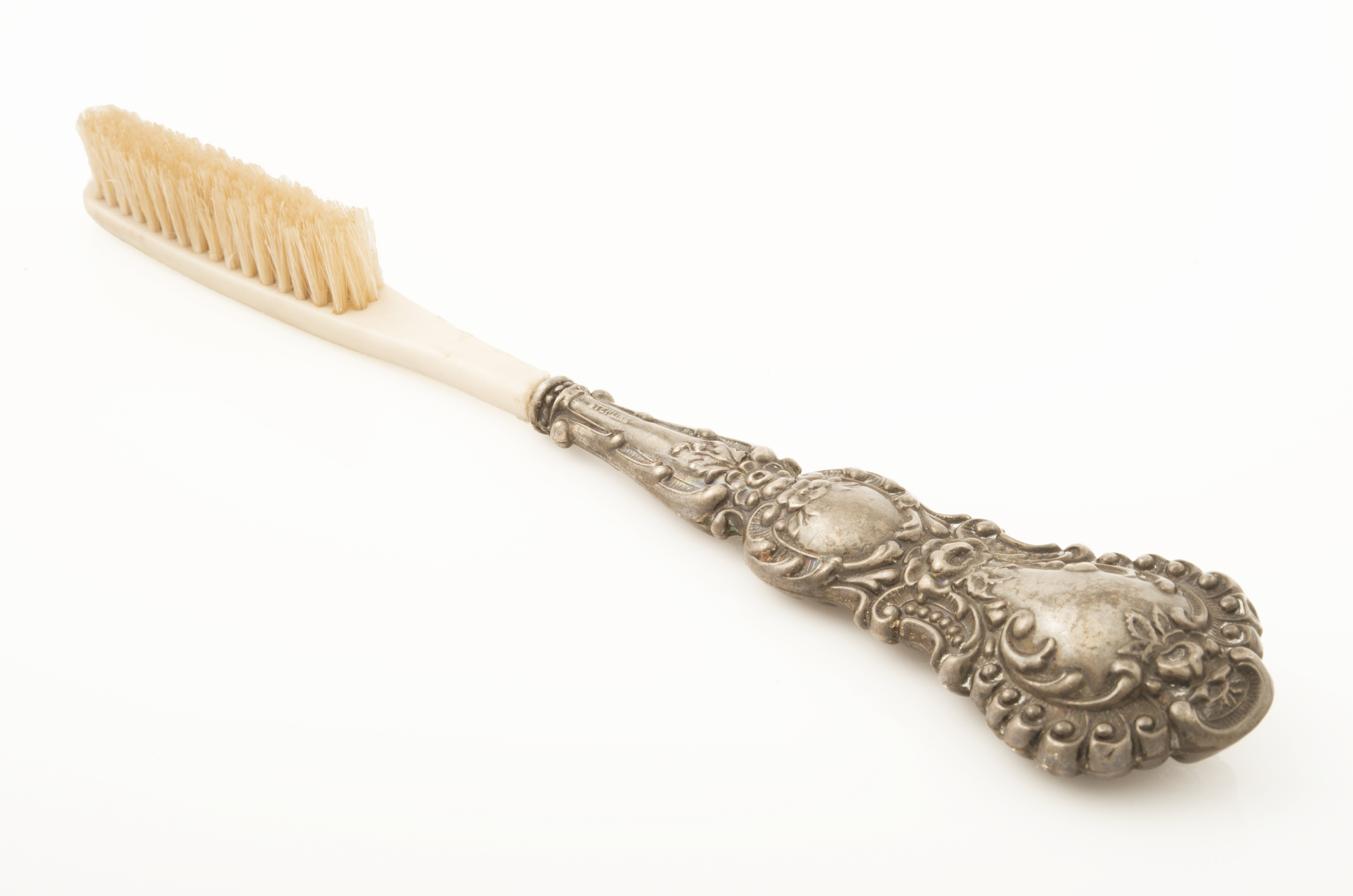 Victorian-era French toothbrush