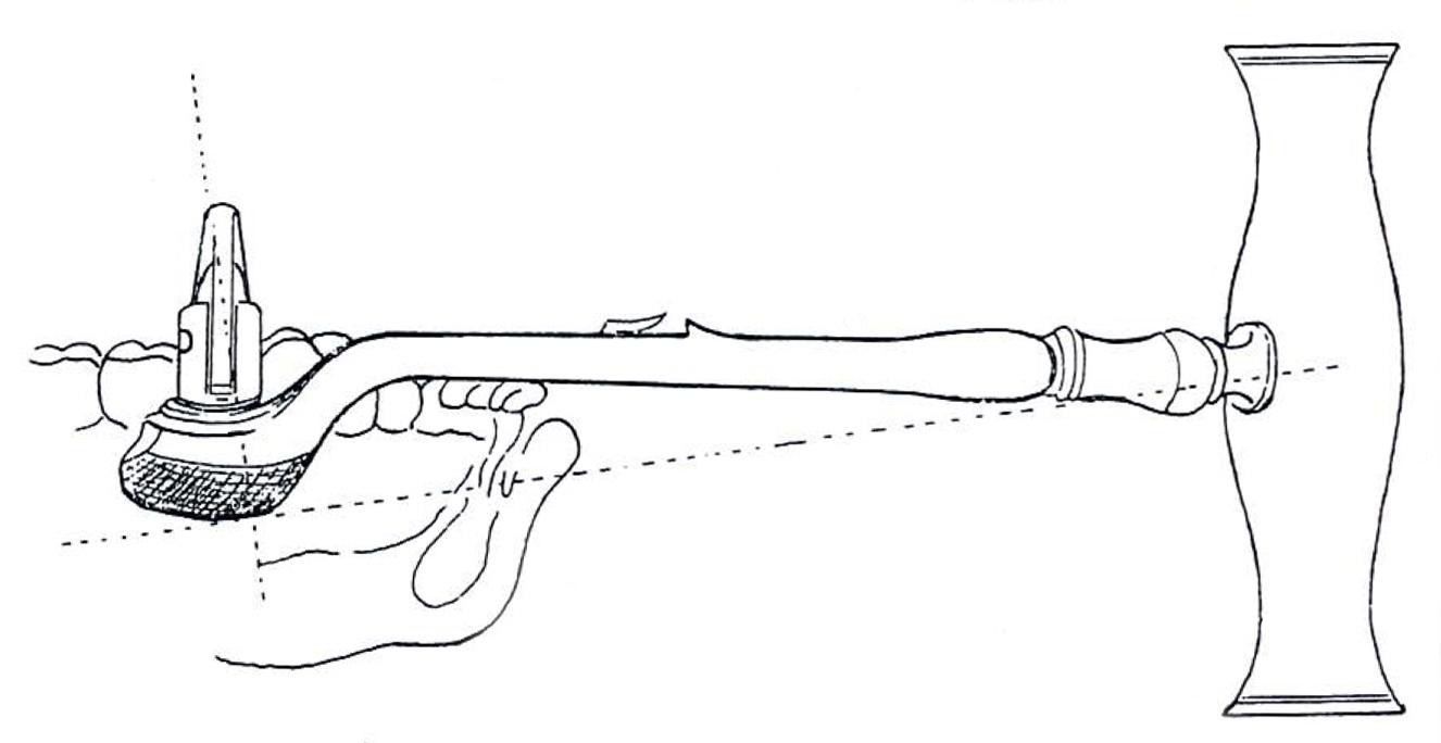Single Shaft Bend Key Illustration